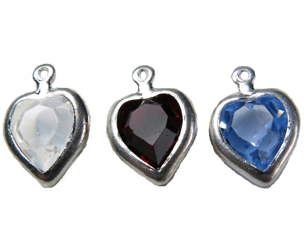 Gemosi heart crystals