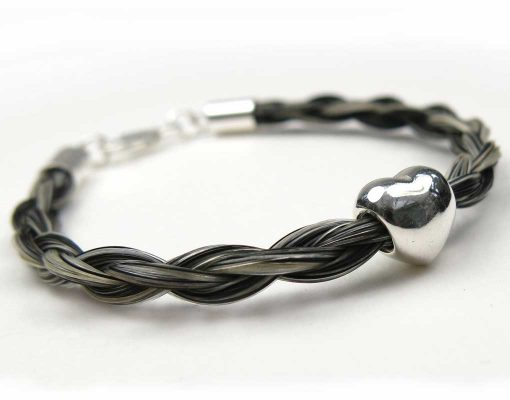 Gemosi Amor Horse Hair Bracelet