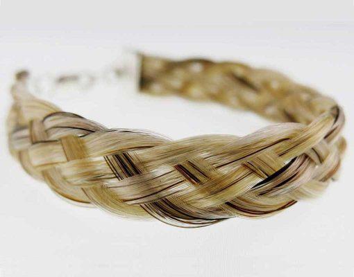 Gemosi Harmony horse hair bracelet