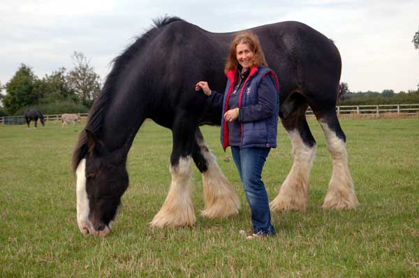 Ted Clydesdale and Sally