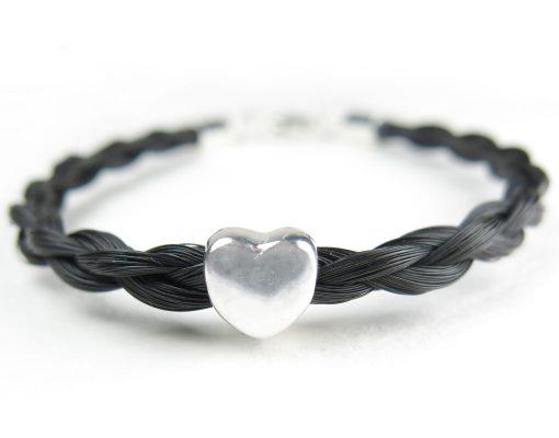 Gemosi Amor horse hair bracelet
