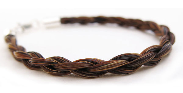 Gemosi Spirit horse hair bracelet