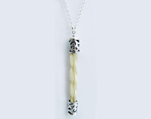 Gemosi Soul Horse Hair Necklace