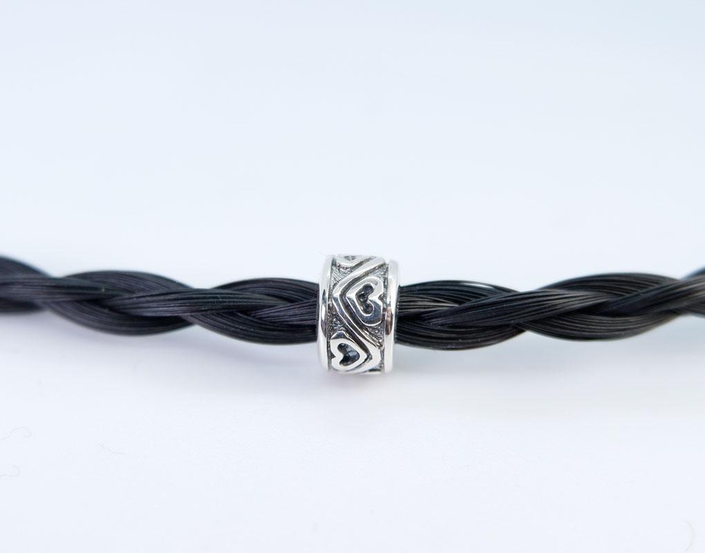 gemosi heart bead bracelet